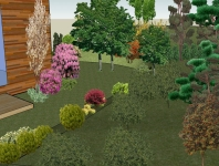 Apzeldinimo projekto vizualizacija_3D